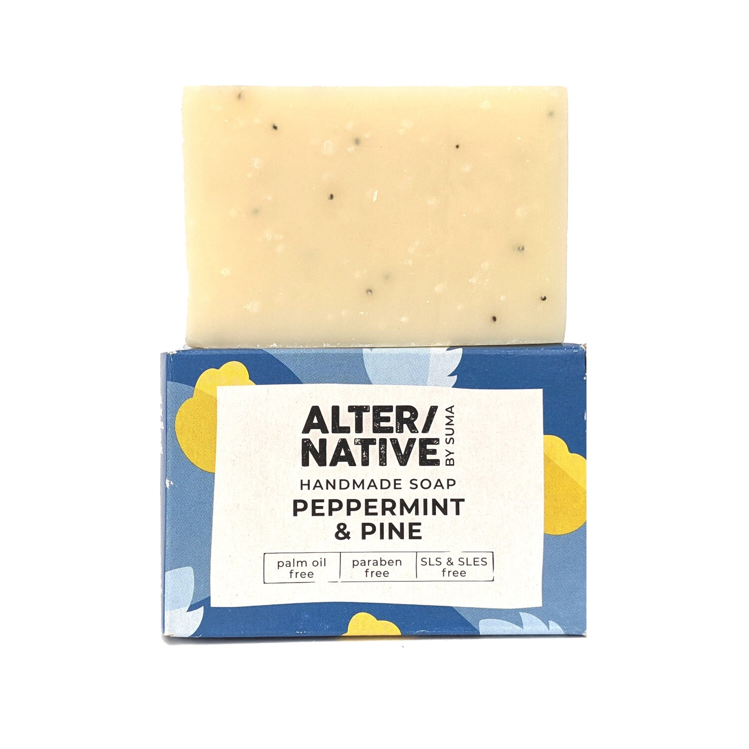 Peppermint & Pine Soap (alter/native)