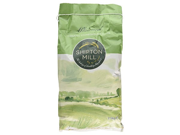 100% Wholewheat Flour 2.5KG (Shipton Mill)
