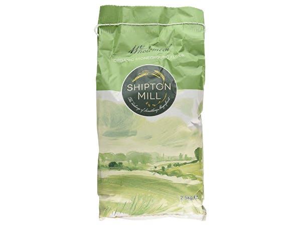 100% Wholewheat Flour 2.5KG (Shipton Mill)