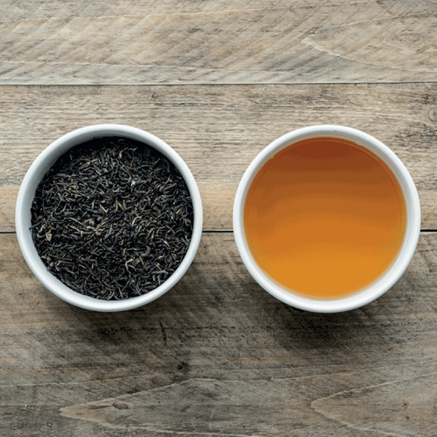 Jasmine Green Loose Leaf Tea (organice)