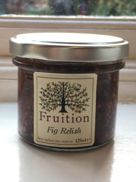 Fig Relish (125ml)