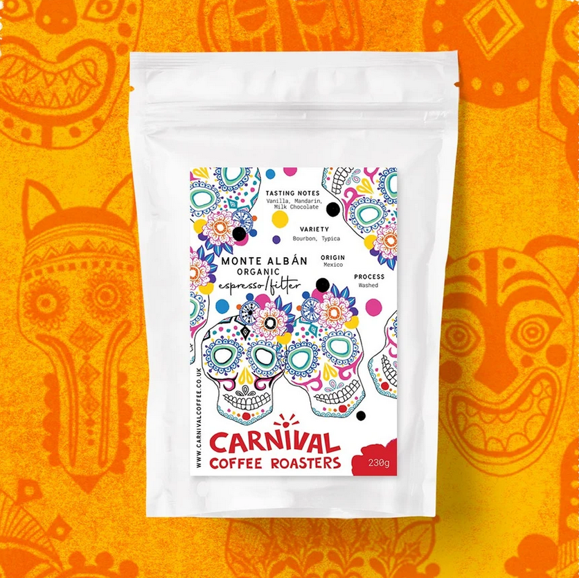 Carnival Monte Blanc Beans Coffee Brix