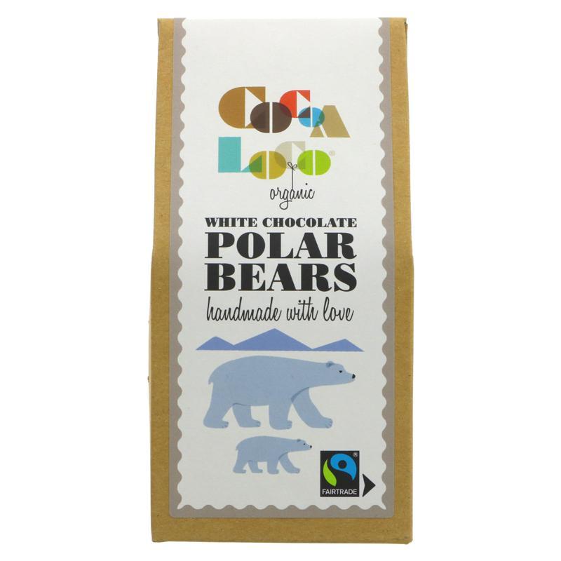 White Chocolate Polar Bears (Cocoa Loco)