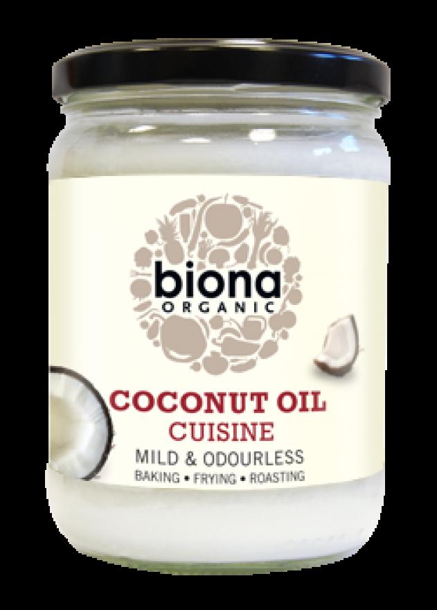 470ml Mild Coconut Oil Cuisine (organic)