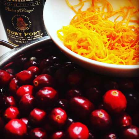 Cranberry Sauce (190ml) (fruition)