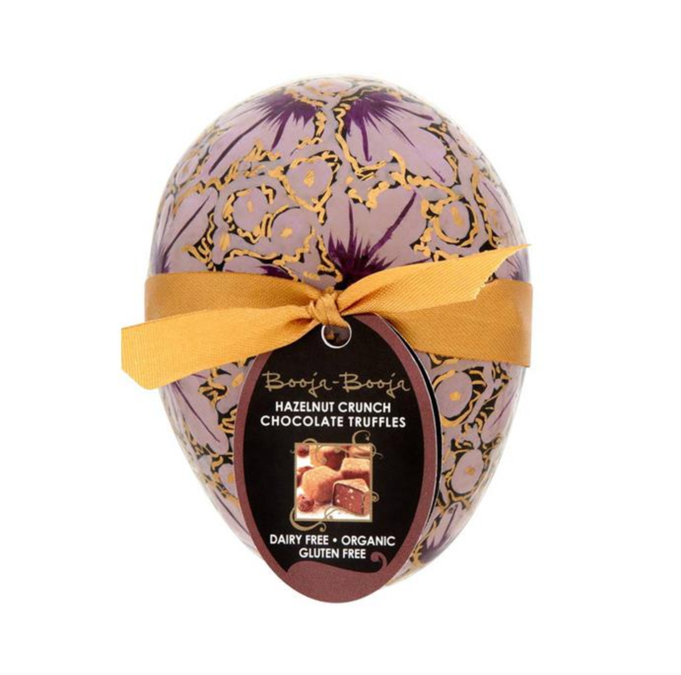 Booja Booja - Hazelnut Crunch Truffle Small Easter Egg (34g)