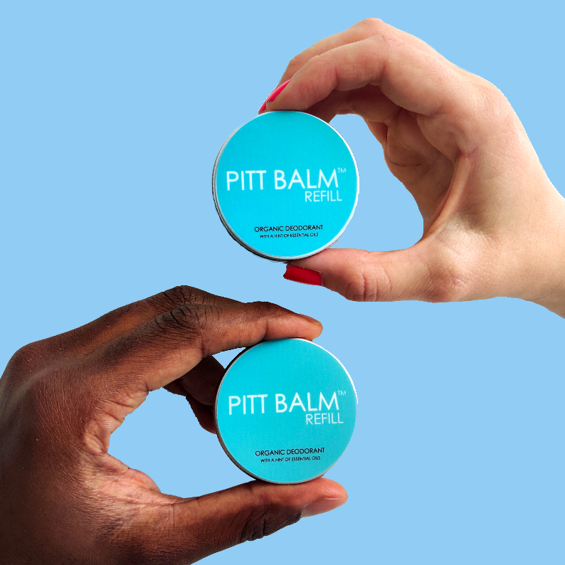 Pitt Balm Empty Container for 30G Refill