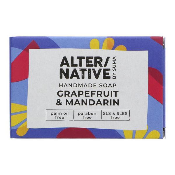 Grapefruit & Mandarin Soap (alter/native)