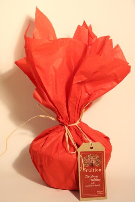 Large Christmas Pudding (400G) (fruition)