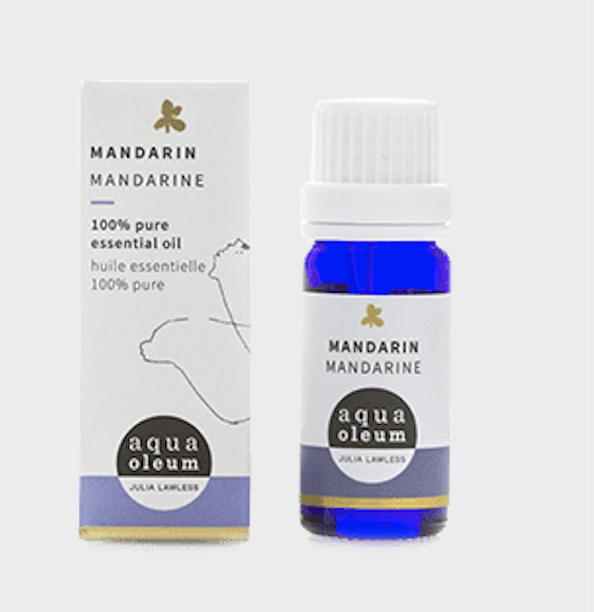 Mandarin Essential Oil 10ML (Aqua Oleum)