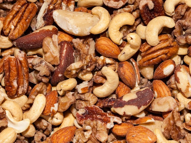 Deluxe Mixed Nuts (Organic)