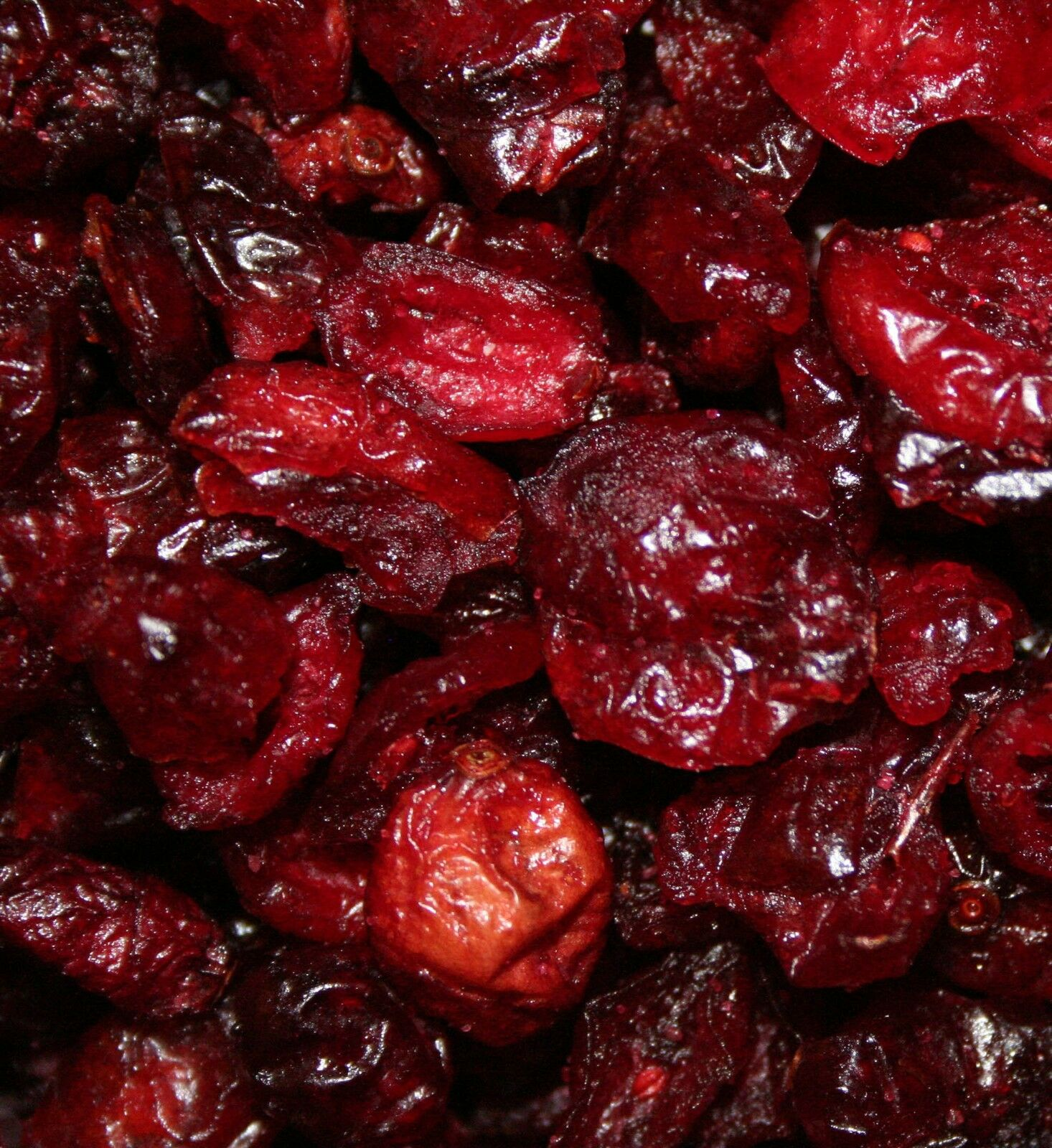 Dried Cranberries (with apple juice)