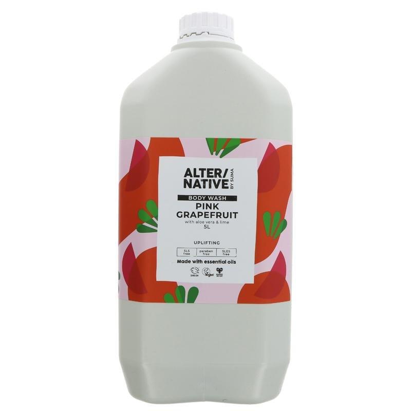 Pink Grapefruit Bodywash (Alter/native) per 100G