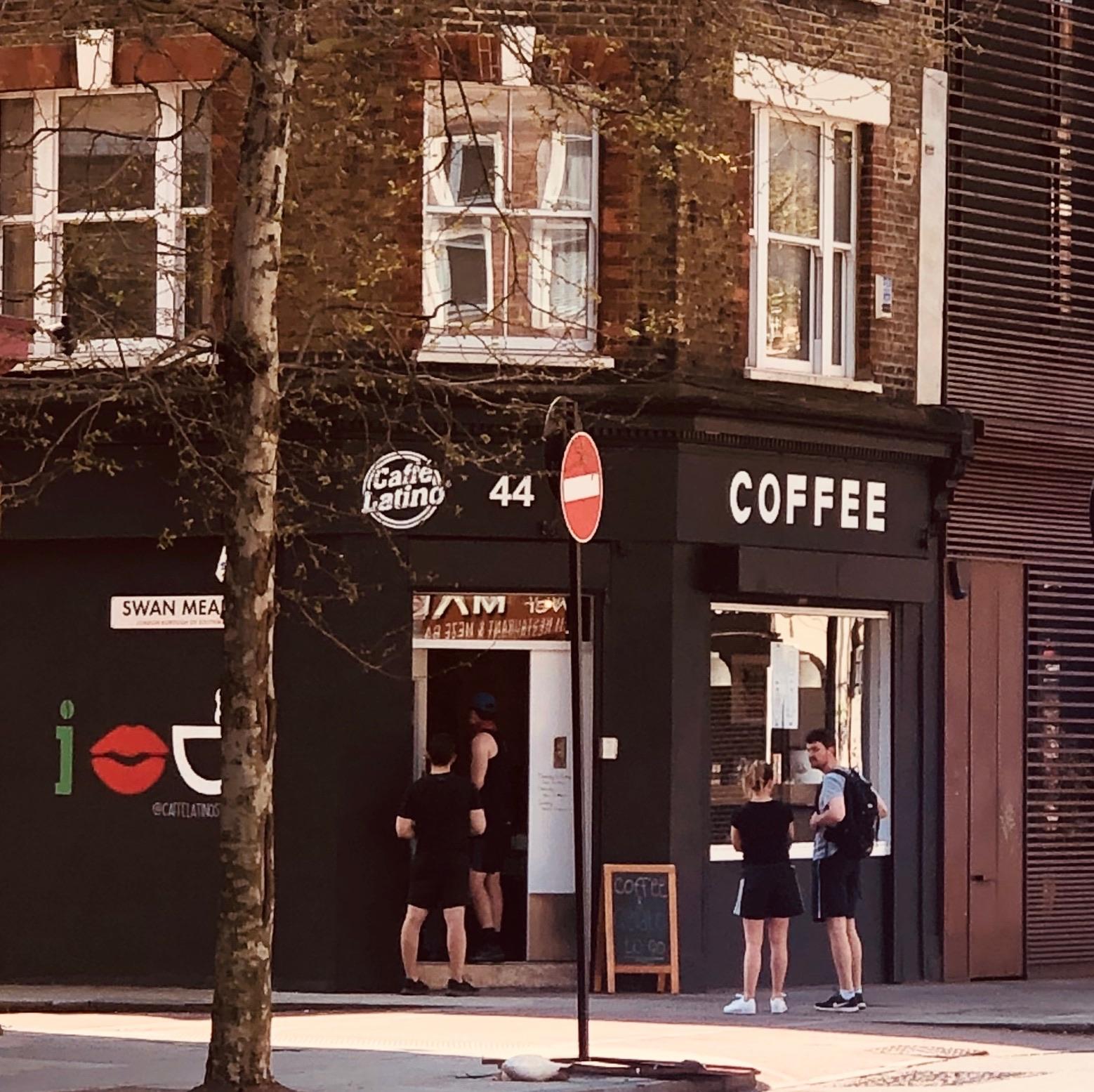 Caffe Latino