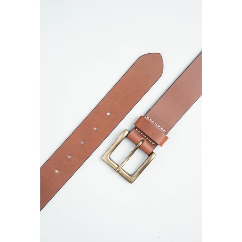 Leather Belt Tan 30024