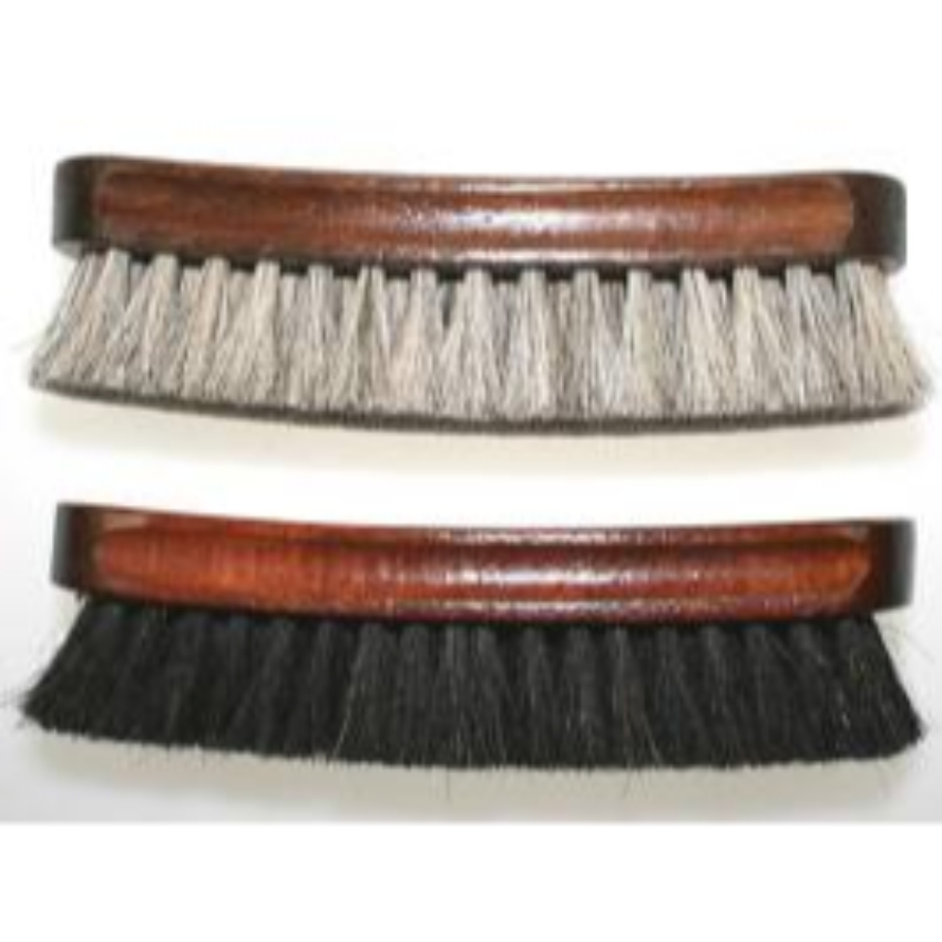 Shoe Brush Horsehair