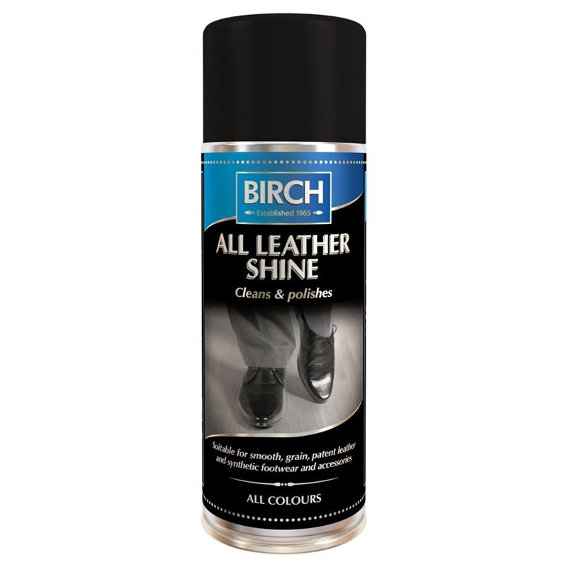 All Leather Shine Aerosol