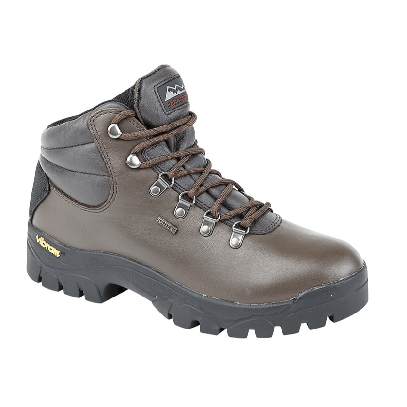 Johnscliffe Gents Leather Walking Boots M892B