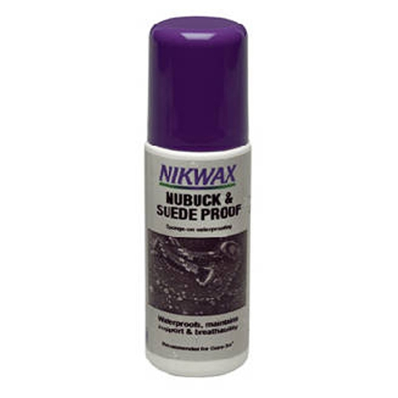 Nikwax Nubuck And Suede Proof Spray