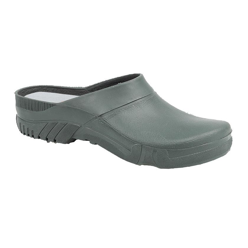 Stormwell Green Garden Clog Shoes