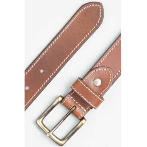 Leather Belt Tan 30021
