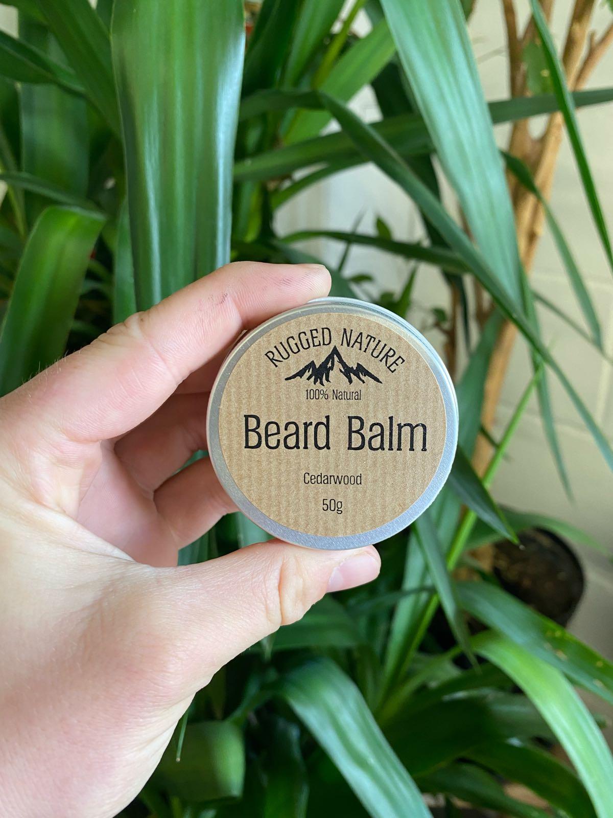 Beard Balm | Rugged Nature