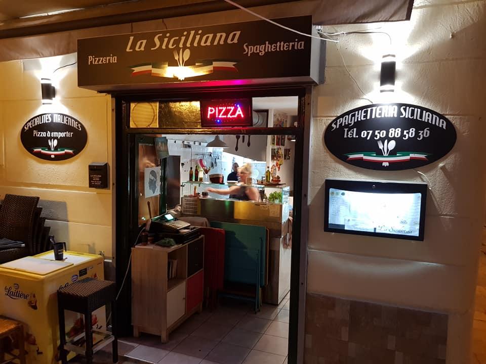 Pizzeria Spaghetteria La Siciliana