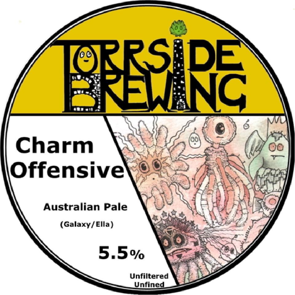 Torrside Charm Offensive 1ltr + bottle