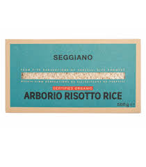 Seggiano Organic Arborio Risotto Rice