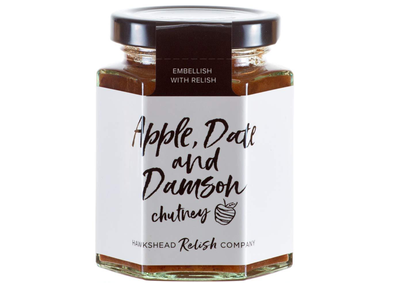 Hawkshead Relish Co - Apple Date/Damson Chutney