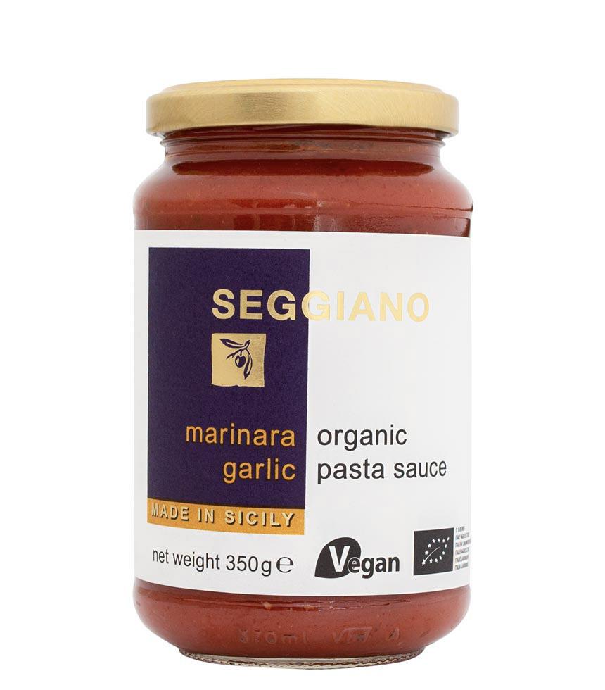 Seggiano Organic Marinara Pasta Sauce