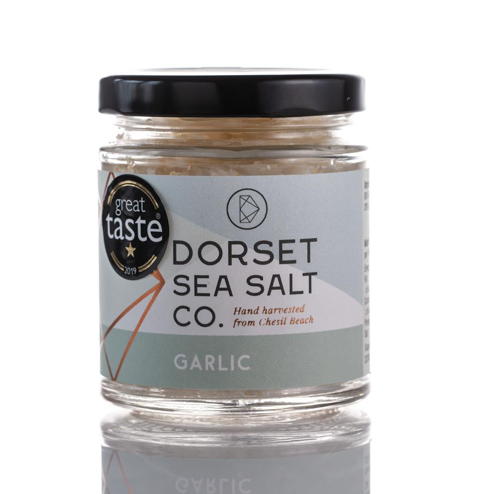 Dorset Sea Salt Garlic
