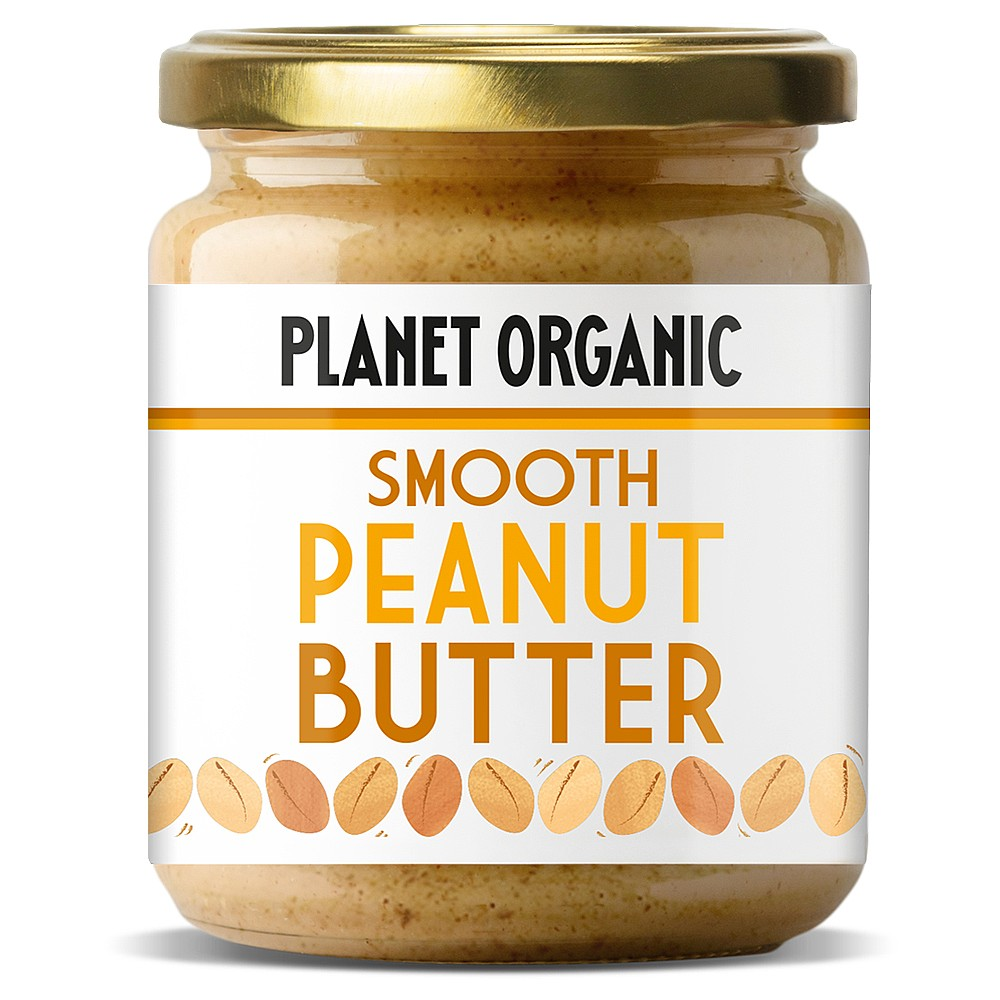 Planet Organic Smooth Peanut Butter