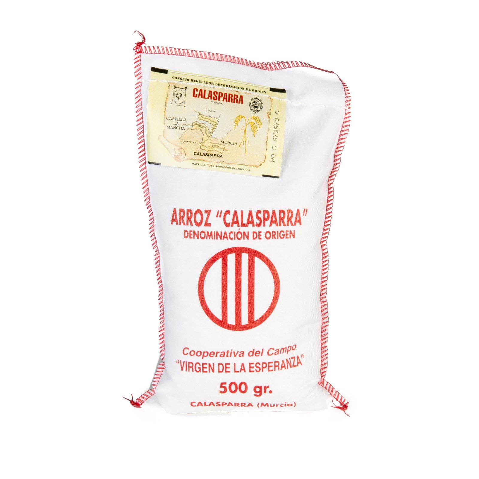 Brindisa Calasparra White Paella Rice