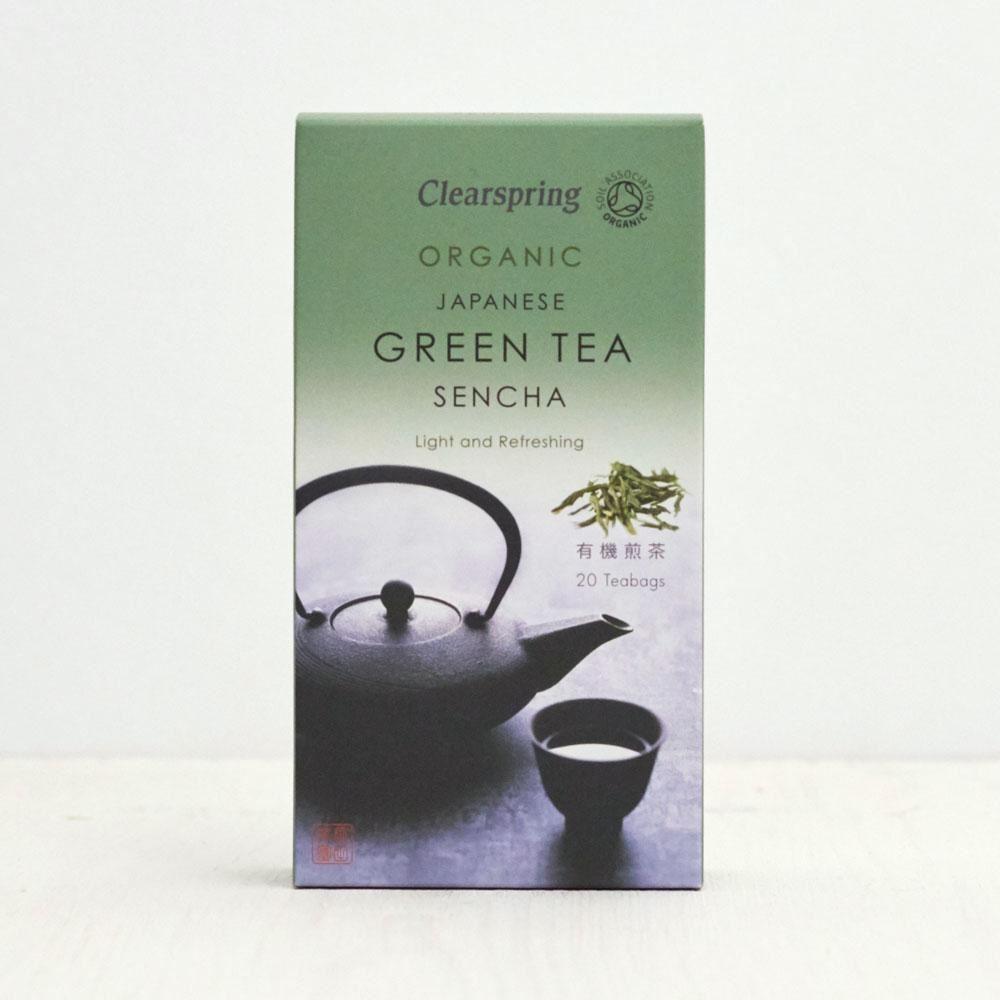 Clearspring Sencha Green Tea