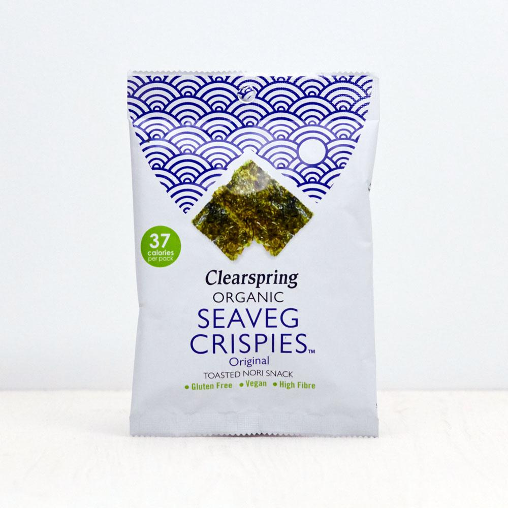 Clearspring Seaveg Original Crispies