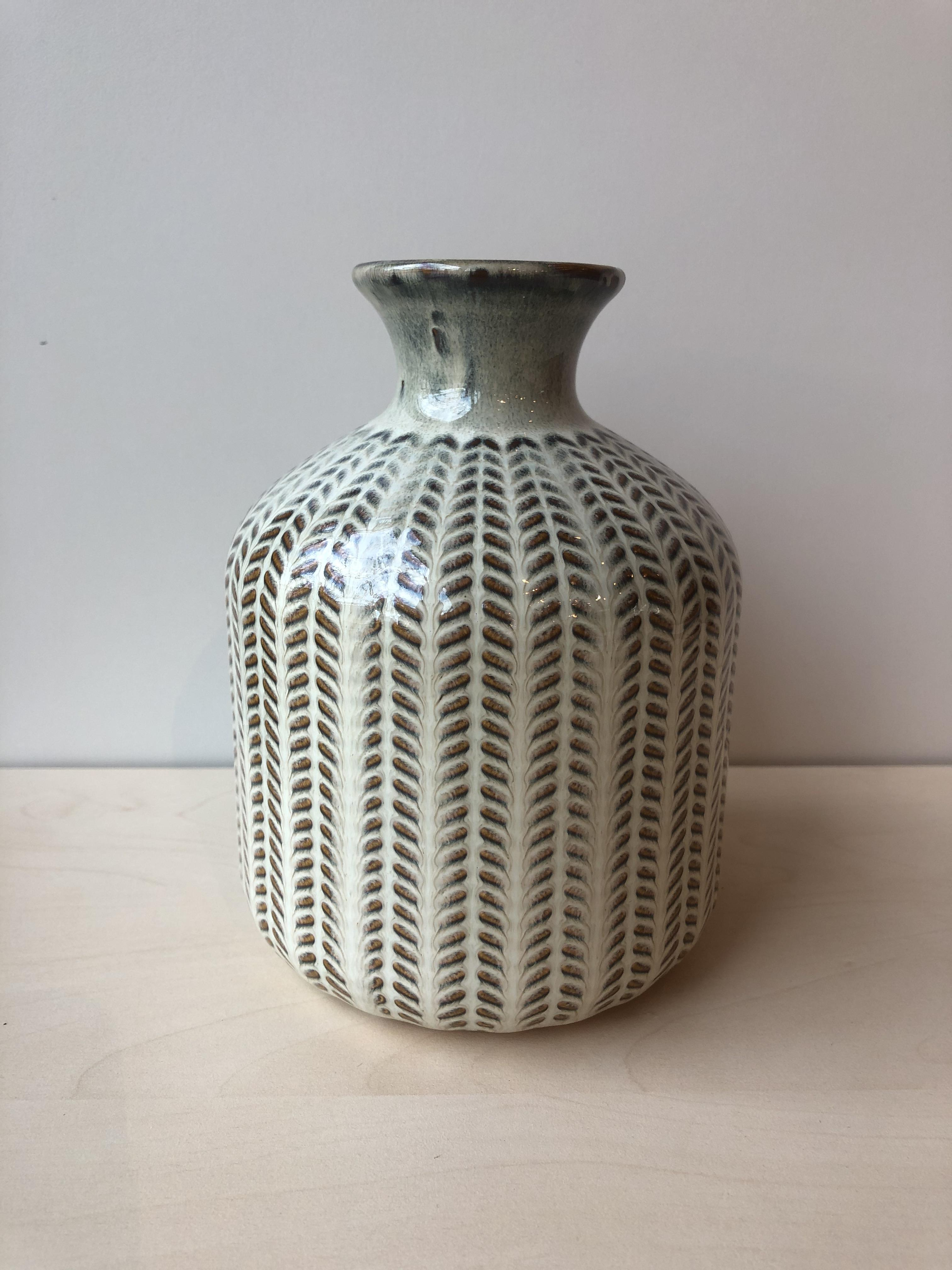 The Dried Flower Shop Small Ceramic Vase