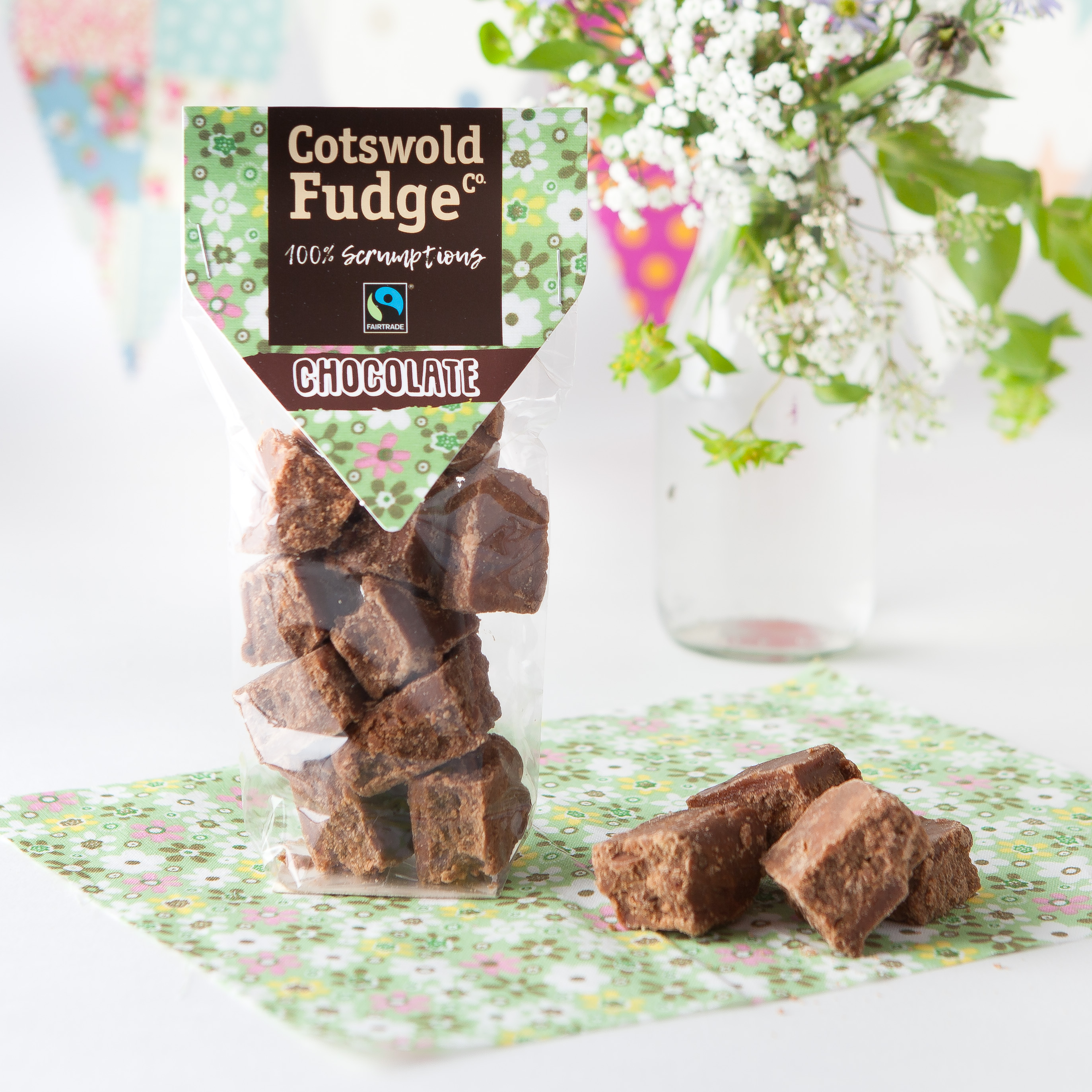 Cotswold Fudge Co Chocolate