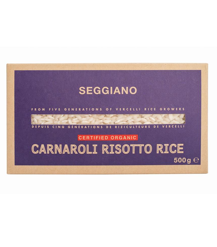 Seggiano Organic Carnaroli Risotto Rice