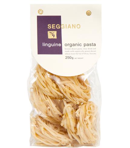 Seggiano Organic Linguine Pasta