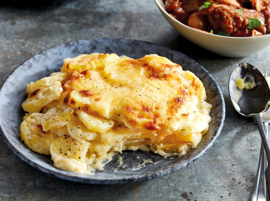 Gourmade Side Potato Dauphinoise