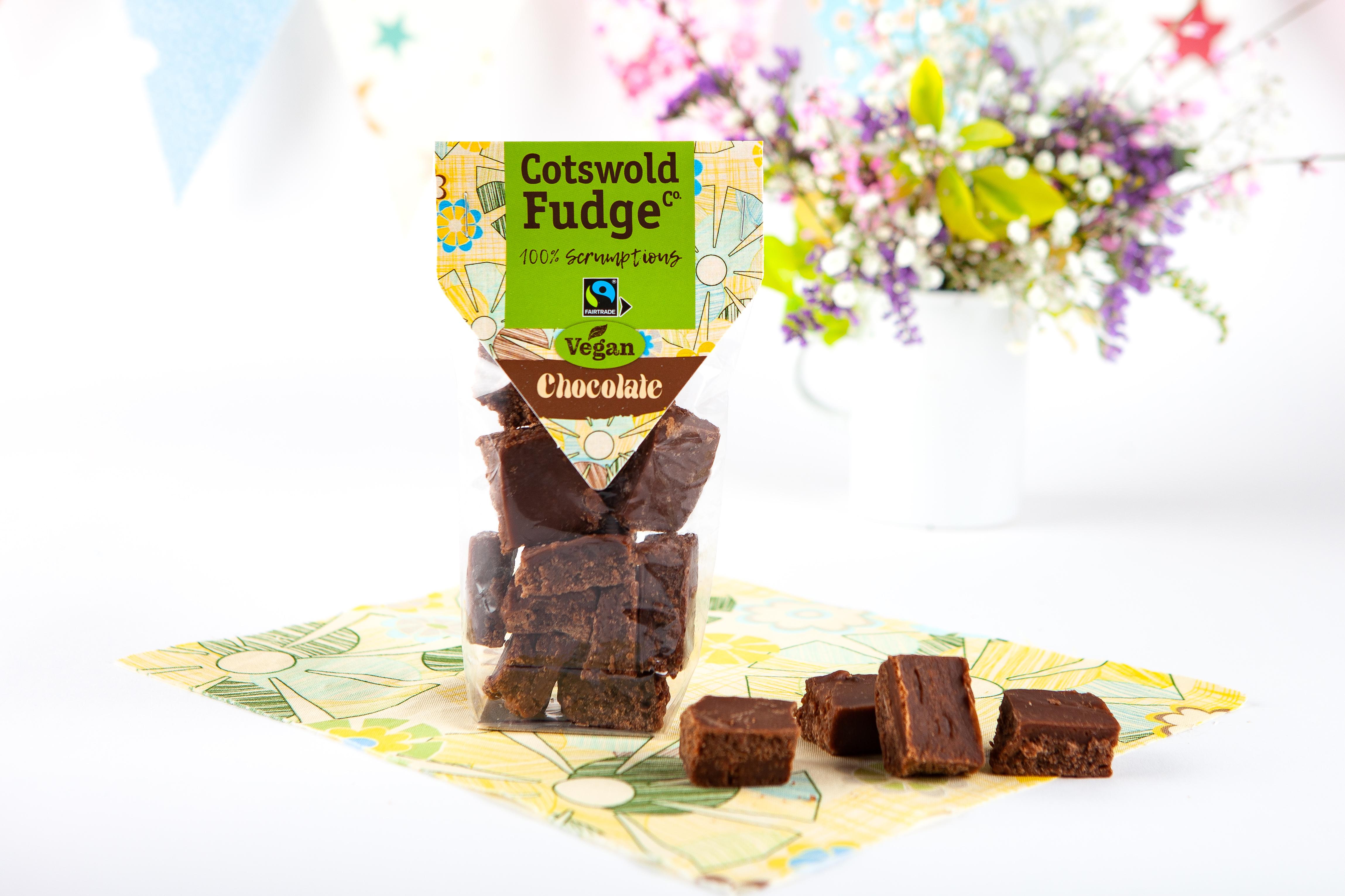 Cotswold Fudge Co Vegan Chocolate