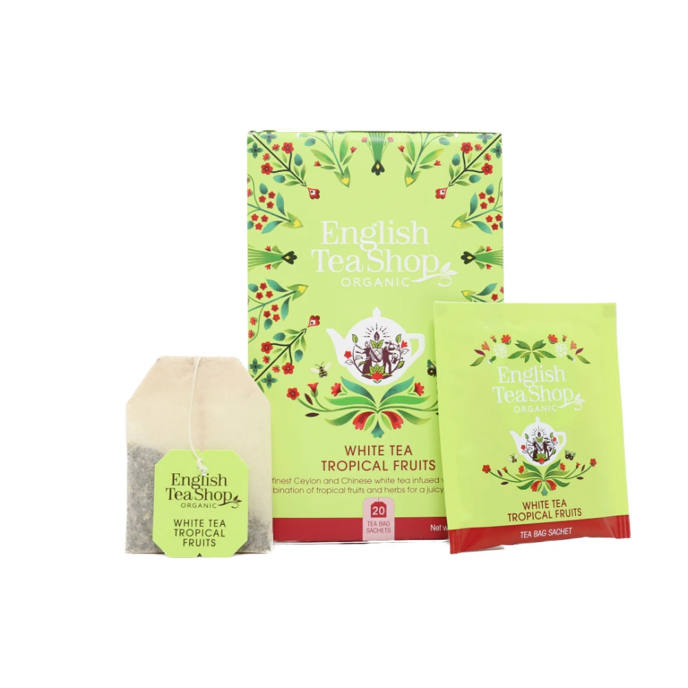 English Tea Shop White Tea Tropical Fruits