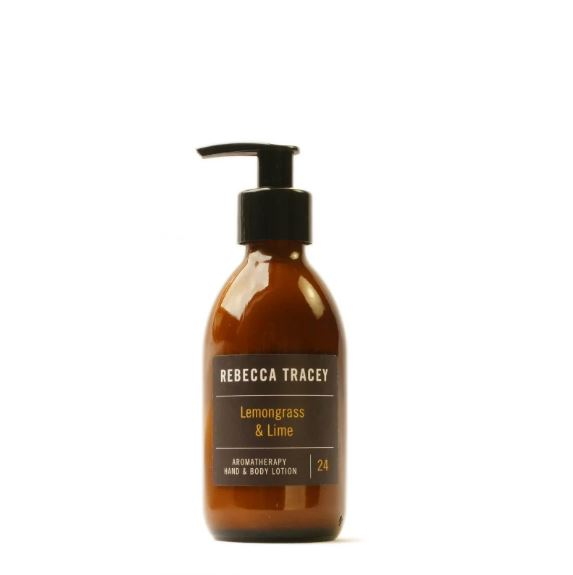 Rebecca Tracey Aromatherapy Hand and Body Lotion