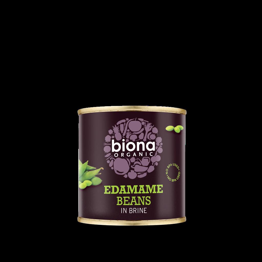 Biona Organic Edamame Beans