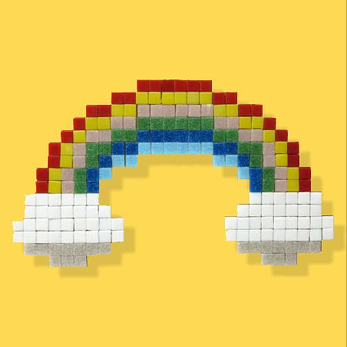 Mosaikit Rainbow