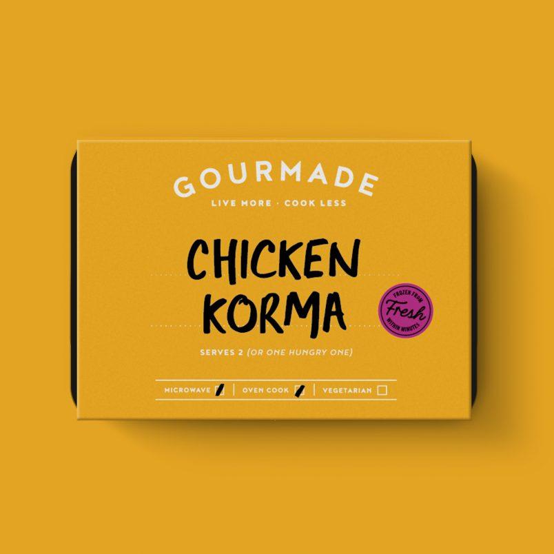 Gourmade Chicken Korma