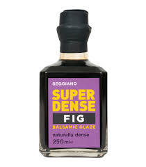 Seggiano Fig Super Dense Balsamic Glaze