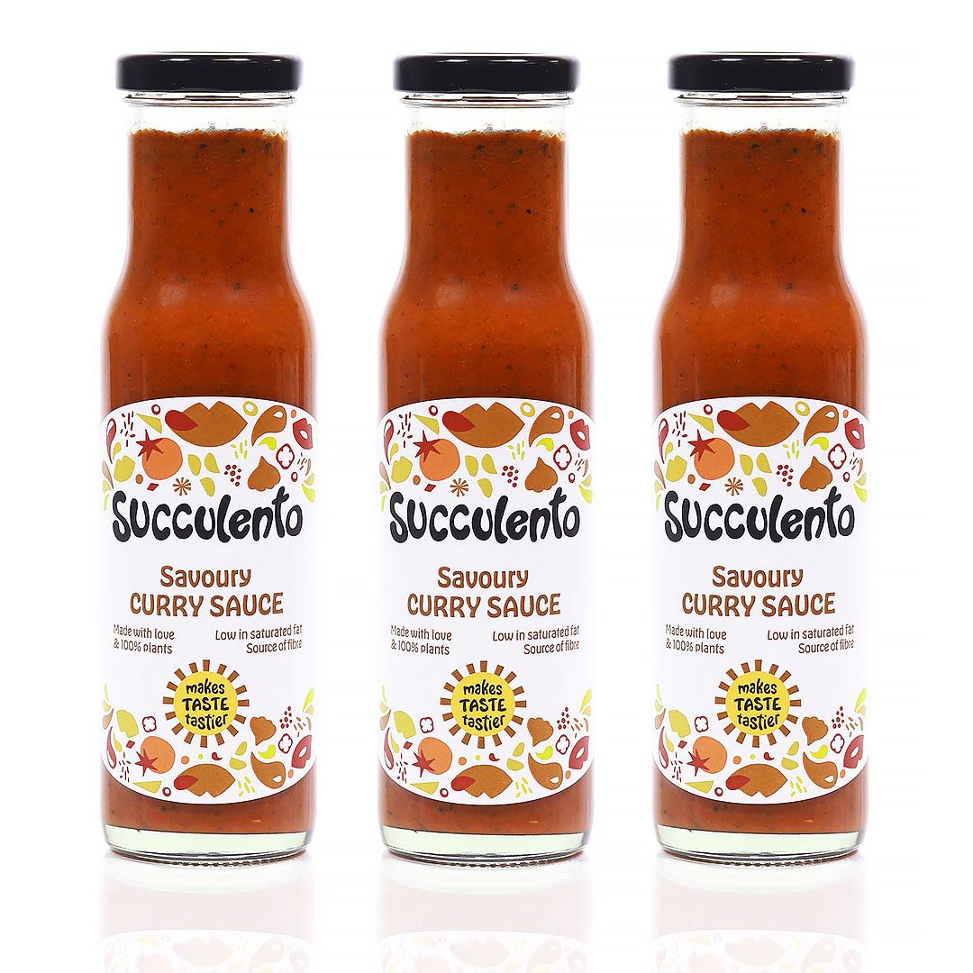 Succulento Savoury Curry Sauce