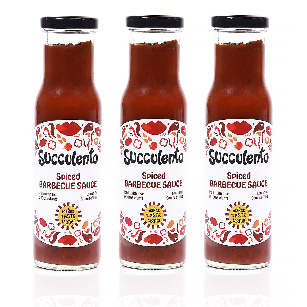 Succulento Spiced BBQ Sauce